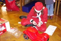 Weihnachtsfrauen bei der Arbeit :-P