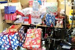 Geschenkehaufen
