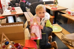 Geschenke auspacken