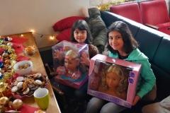Puppenköpfe zum Fest